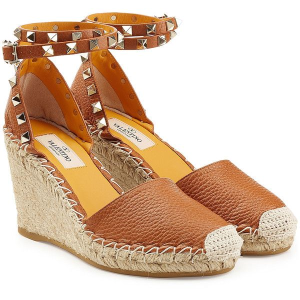 buy cheap authentic Valentino Leather Platform Wedges find great manchester great sale online best place cheap online release dates cheap online sBcZjr