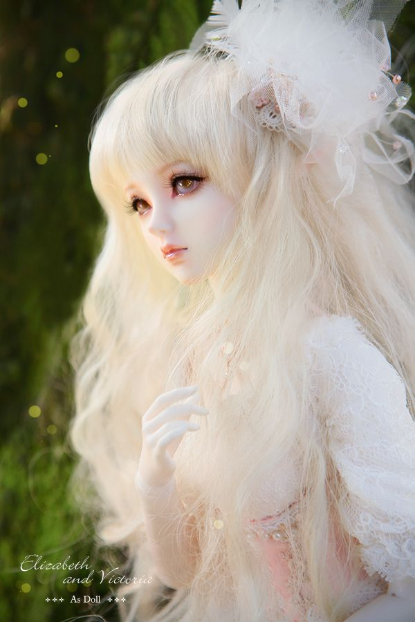 Bjd doll Elizabeth from Angell Studio