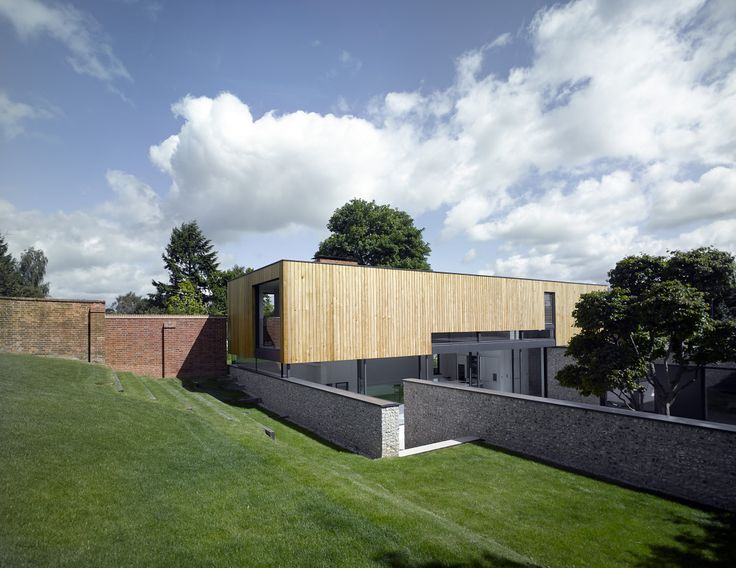 The Cheeran House | Lower Basildon | United Kingdom | House of the Year 2015 | WAN Awards