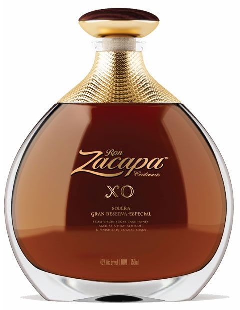 Ron Zacapa Reveals New Packaging