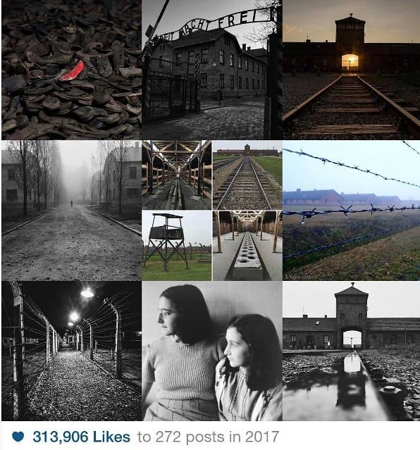 Thank you for 2017 here on #instagram.  #Auschwitz is an extremely important place where we learn what hatred antisemitism and contempt for a fellow man and his rights resulted in decades ago. Auschwitz is a place where we can reflect on our individual and collective responsibility.  We have a duty to remember not only to commemorate the victims. Memory can help us resist new gusts of populism different slogans of propaganda various ideologies and attitudes of insensitivity in the future. We…