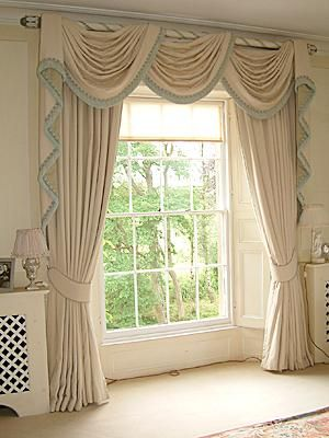 Specialist Curtain & Soft Furnishing Cleaning Services from David Barnes