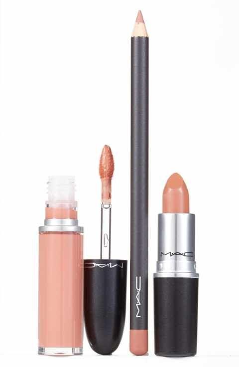 MAC Nude Lip Kit (Nordstrom Exclusive) ($55.50 Value) #MAC #EveryDayLip