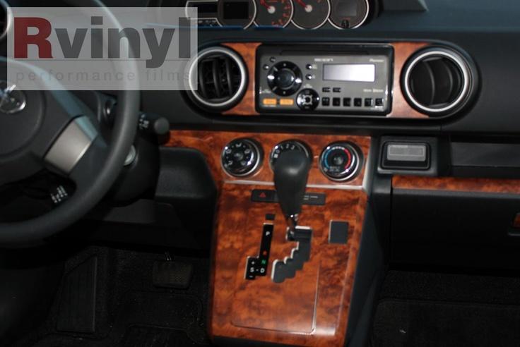 Dash Kit - 2008-2012 Scion xB Wood Trim