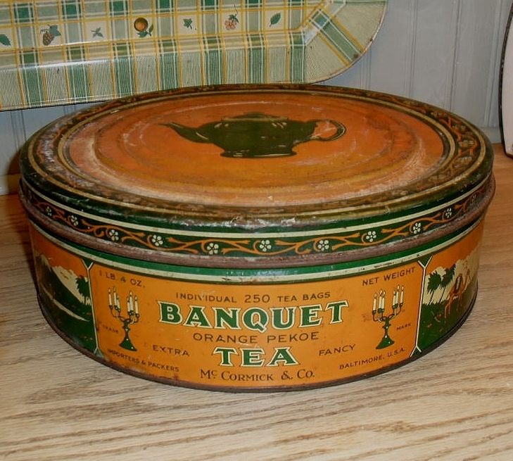 90 best Old Tins images on Pinterest Tin cans Vintage tins and