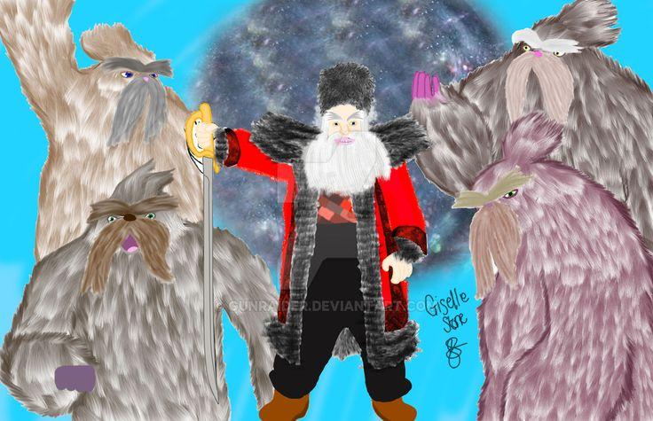 Epic Santa by GunRaider on DeviantArt