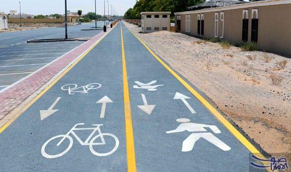 طرق دبي تفتتح مسارات للدراجات الهوائية في 3 مناطق سكنية تفتتح هيئة الطرق والمواصلات في مطلع فبراير المقبل مشروع مسارات الدراجات Dubai Track Cycling