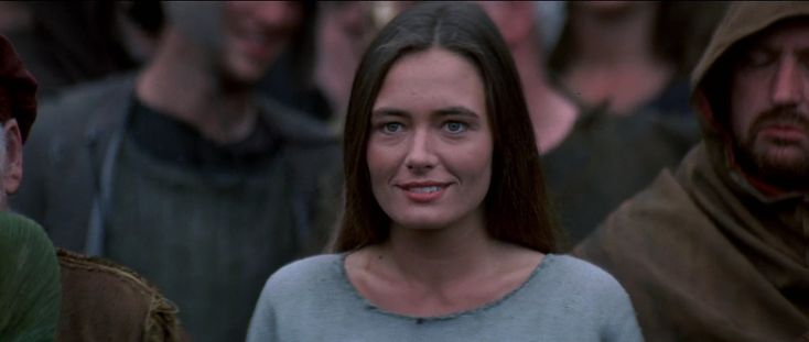 "Catherine McCormack as William Wallace's wife, Murron MacClannough-Wallace in 1995's ""Braveheart"""