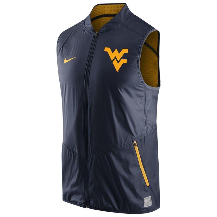 WVU Basketball Nike Hyper Elite Game Vest