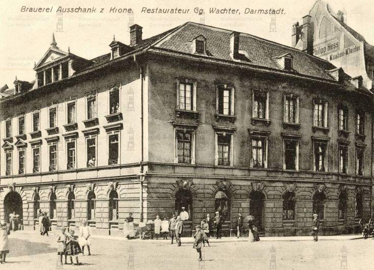 Krone Darmstadt