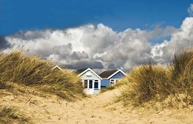 Taken by Leon Taylor on Mudeford Beach, Christchurch, Dorset