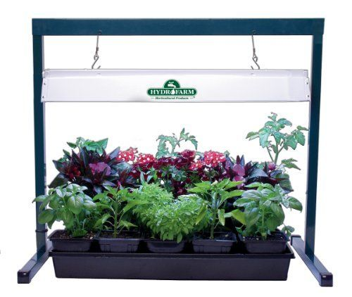 Grow Light Stand Led: Indoor Plant Stand With Grow Light