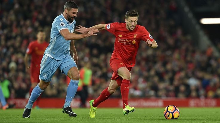 Adam Lallana, James Milner the driving forces in Liverpool's rout of Stoke