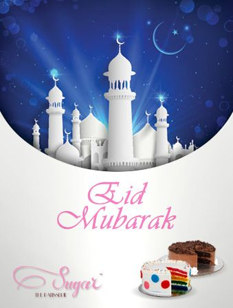 Wishing each and everyone Eid Mubarak to you and yours!!!!  #sugarthepatisserie #eidmubarak
