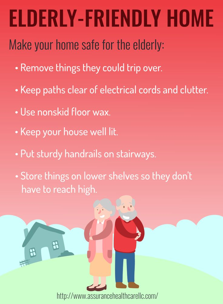 Make Your Home Safe for the Elderly #homesafety #elderlycare