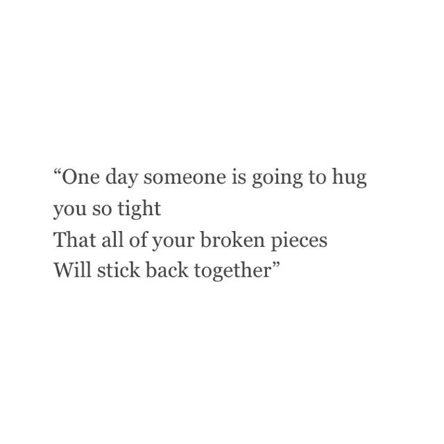Hug you hope and one day on pinterest