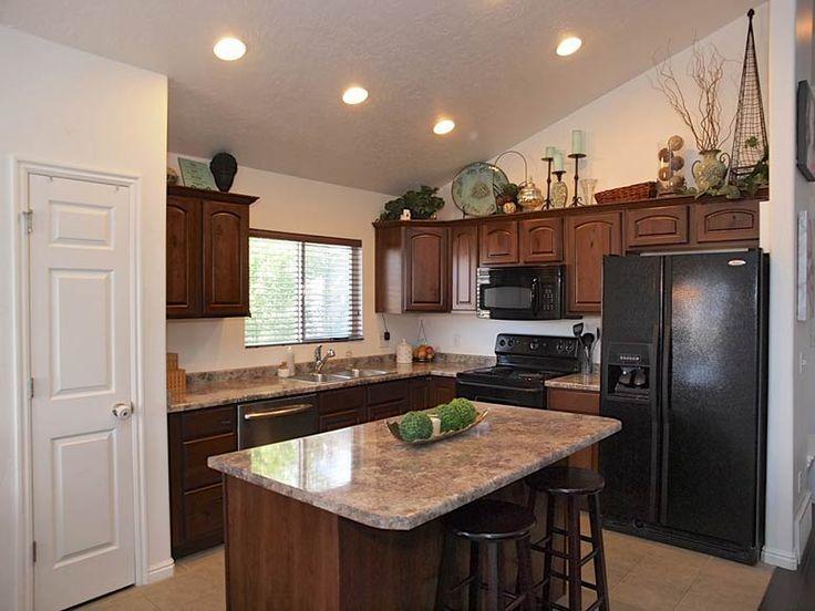 14 Kitchen Cabinet Accessories Ideas Tips On Selecting Kitchen Accessories Kitchen Cabinets Decor Decorating Above Kitchen Cabinets Top Kitchen Cabinets