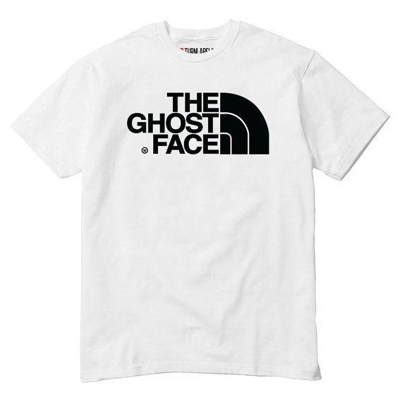Ghost Face Parody T-Shirt Wu-Tang Clan RZA GZA ODB Method Man Cream 36 Chambers Hip Hop Rap Classic Dope