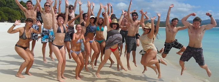 See Fraser and Whitsundays on a budget!