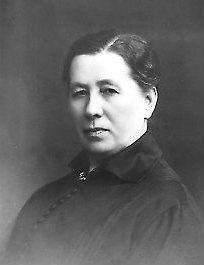 Miina Sillanpää (originally Vilhelmiina Riktig, 4 June 1866 in Jokioinen – 3 April 1952 in Helsinki) was Finland's first female minister and a key figure in the workers' movement.