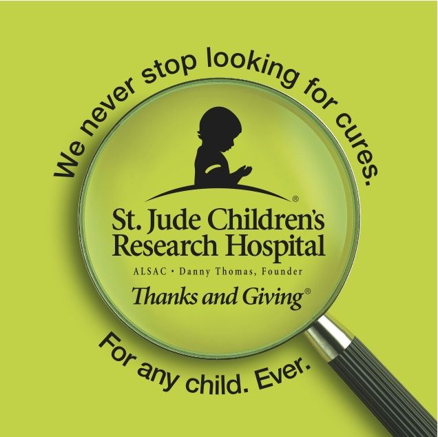 50 best Supporters Of: St. Judes Hospital images on Pinterest ...
