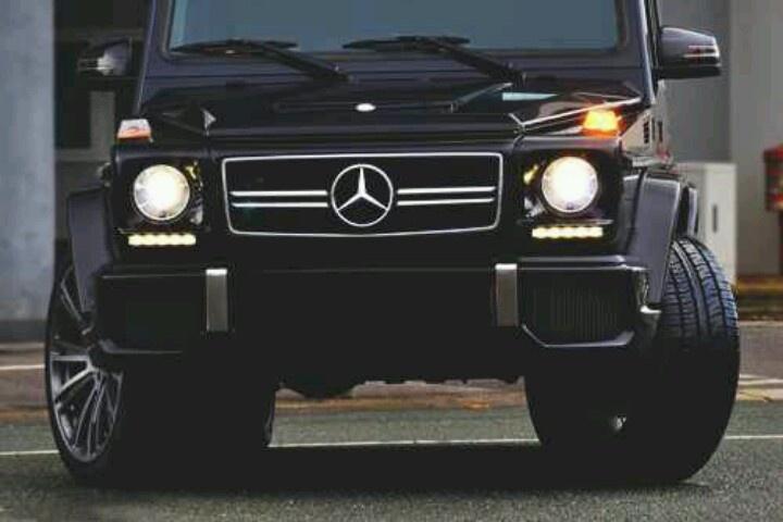 I want ! #mercedesjeep