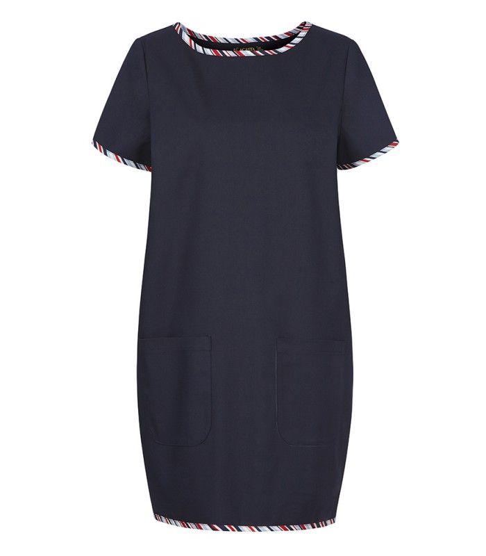 Женское платье текстильное
