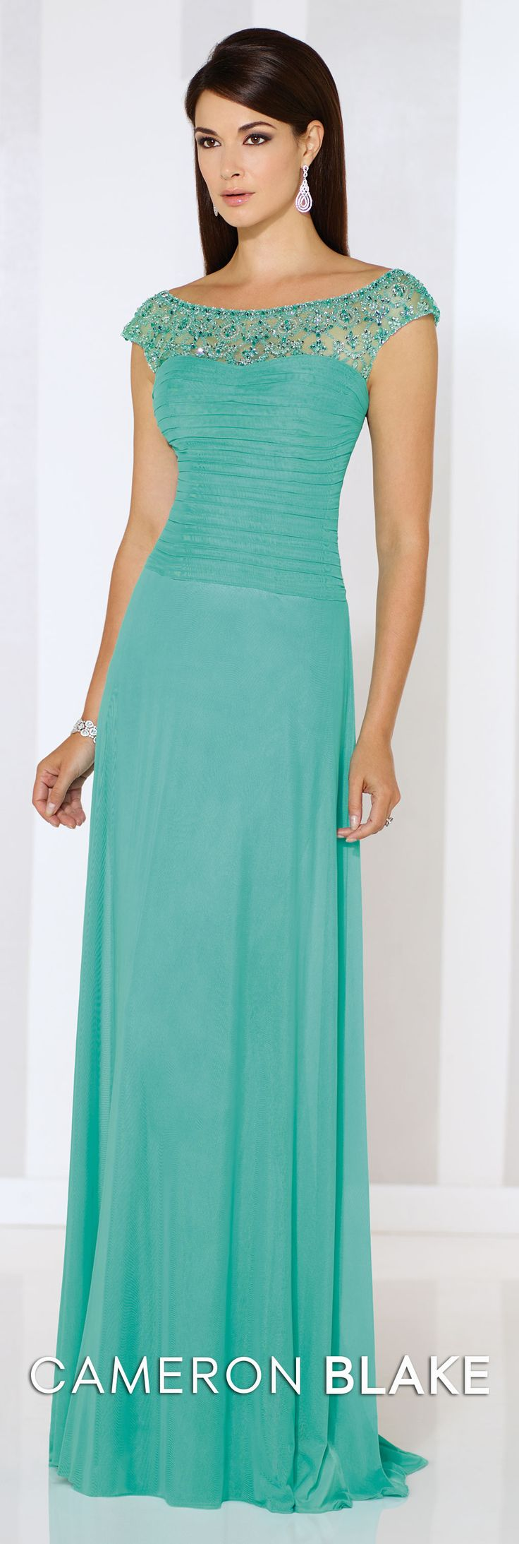Cameron Blake Spring 2016 - Style No. 116662 #formaleveningdresses