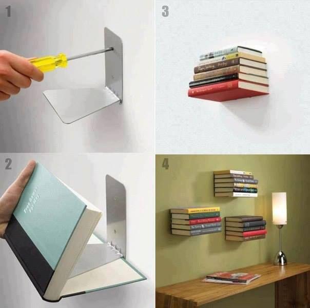 Hágalo usted mismo - biblioteca invisible