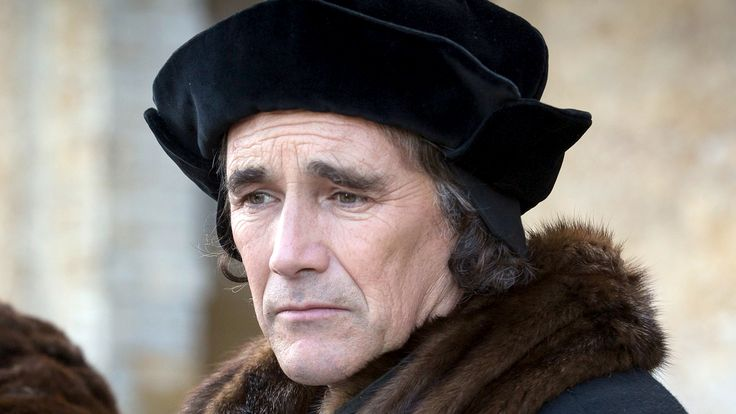 THIS IS EXCITES ME SO MUCH. Mark Rylance and Damian Lewis star in Wolf Hall, based on the books of Hilary Mantel, and premiering on MASTERPIECE on PBS Sundays, April 5 to May 10, 2015, at a special time -- 9:55pm.