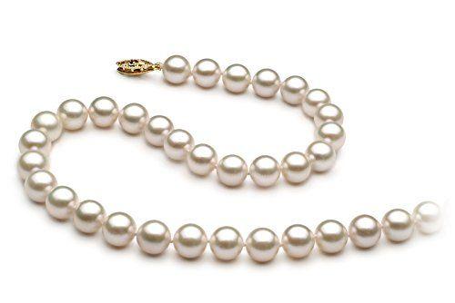 Original McPearl Süßwasser-Zuchtperle Perlenkette. Top Qualität aus der Manufaktur.