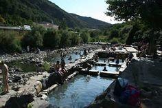 Las pozas de Arnedillo: Un lugar natural donde disfrutar de unos baños termales por un precio de 0 euros en La Rioja, escondido para quien no busca.