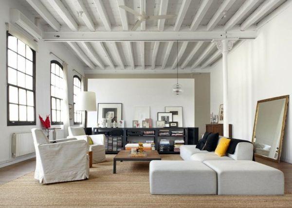 Interieur design moderner wohnung urbanen stil  Die besten 25+ New yorker loft Ideen auf Pinterest | Wohnungen in ...