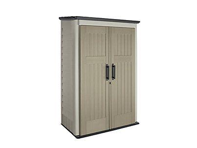 Elegant Suncast Plastic Storage Cabinets