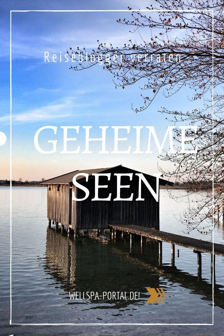 Reiseblogger verraten ihre Lieblingsseen. Angefangen hat alles mit einer Reise nach Bayern, wo echte Seenliebe entstand. Eine Deutschlandreise, die sich als Tour durch Europa ausdehnte folgte. Im Gepäck spannende Tipps und Ideen toller Blog Kollegen, die geheime Ecken in Wort und Bild zeigen. Lasst euch verführen auf einer Genussreise zum See.