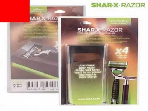 Afilador Maquinillas de Afeitar Shar X Razor al mejor precio en Tienda C...