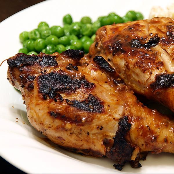 Crunchy PERi-PERi Garlic Chick... is listed (or ranked) 1 on the list Nando's Recipes