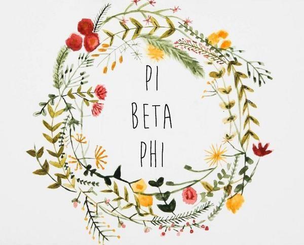 Pi Beta Phi! #piphi #pibetaphi