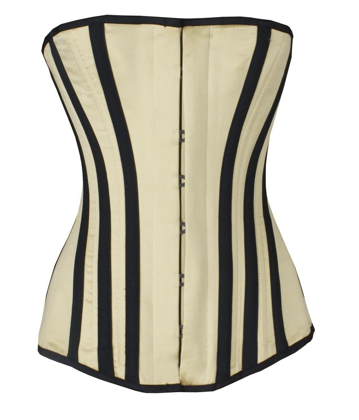 Vollers Corsets Overbust Waist Training Corset