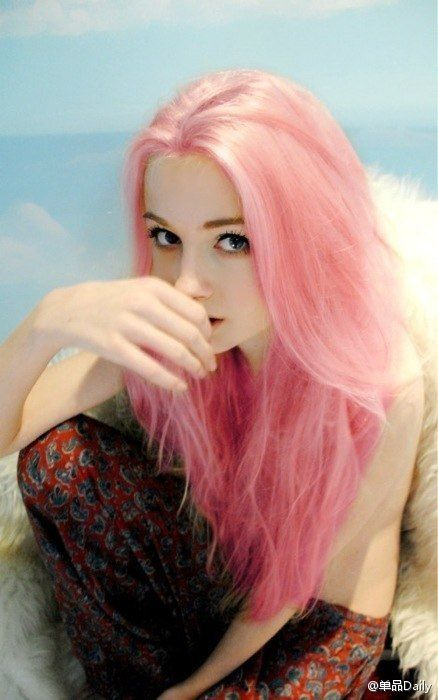 pink hair - zzkko.com