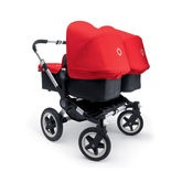 I want two little babies in this cute twin bugaboo someday!