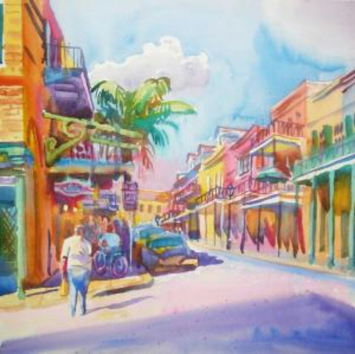 New Orleans by Wyatt Waters