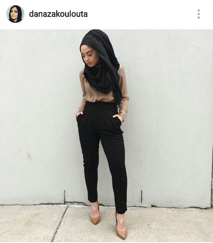 133 Best Tomboy Hijab U0026 Outfits Images On Pinterest | Hijab Styles Gaya Hijab And Hijab Fashion