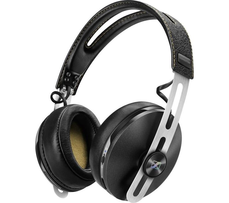 SENNHEISER  Momentum 2.0 A/E Wireless Bluetooth Headphones - Black, Black Price: £ 375.99 With the over-ear Sennheiser Momentum 2.0 A/E Wireless Bluetooth Headphones you can enjoy wireless convenience and clean sound with active noise-cancelling technology, all in a top-quality black leather design. Bluetooth frees you up Thanks to Bluetooth 4.0, the Sennheiser Momentum 2.0 Headphones allow...