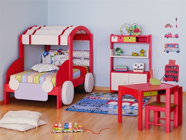 What S The Best Paint Sheen For Kids Rooms