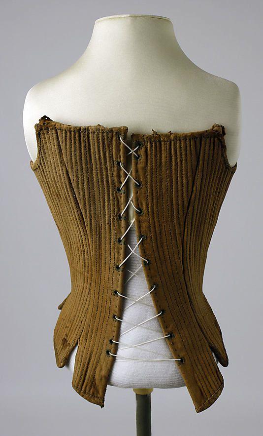 1983.213.5    1750-1775 Wood linen leather silk MET