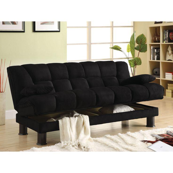 hokku designs solar storage sleeper sofa sleeper
