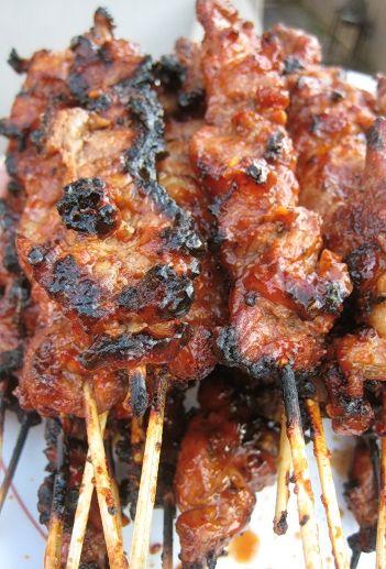 Philippine Pork BBQ @ Eating Club Vancouver