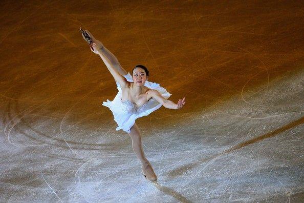 Yukari Nakano Photos Photos: ISU World Figure Skating Championships