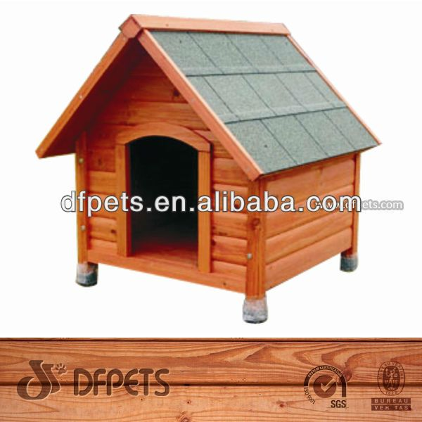 Source 2013 New Design Wooden Dog House DFD005 on m.alibaba.com